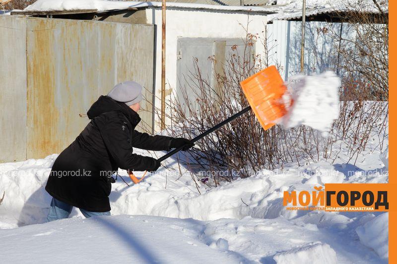 Новости Уральск - Поплывет ли Уральск этой весной