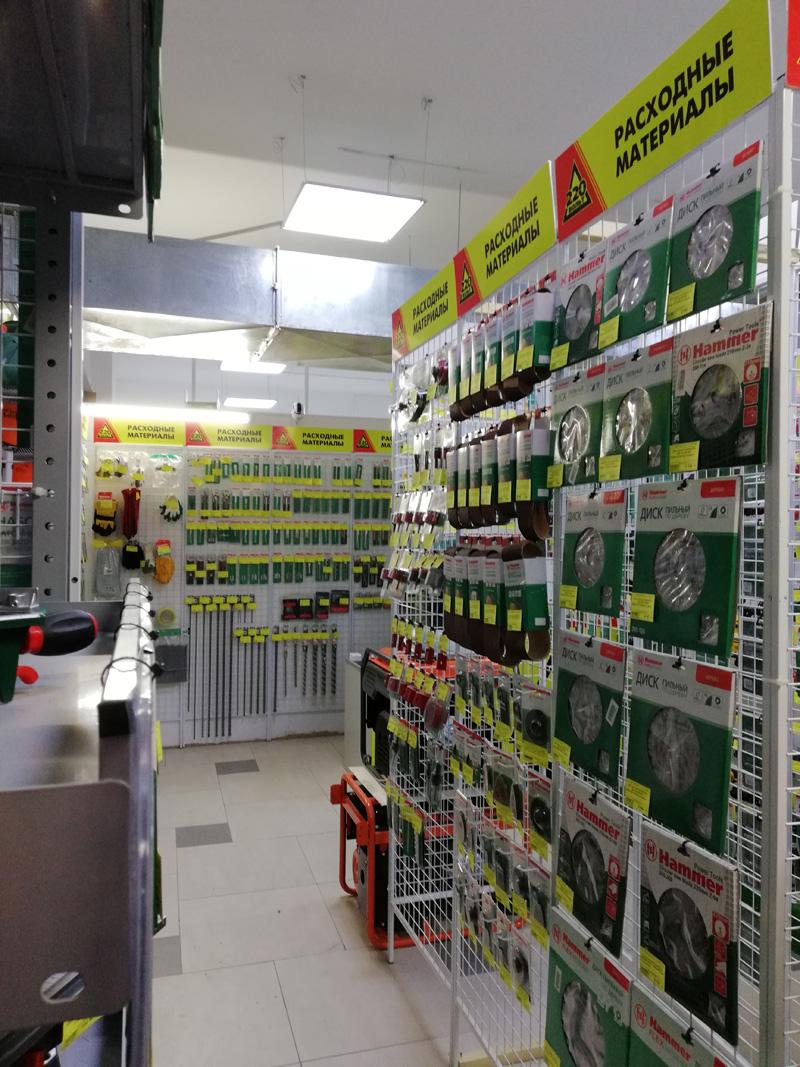 Новости Атырау - В Атырау открылся новый магазин электроинструментов «220 вольт»