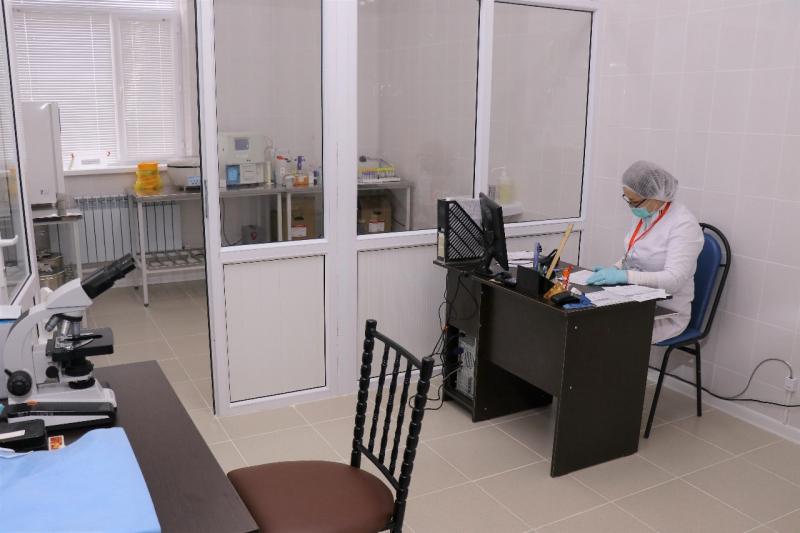 Новости Атырау - В Атырау сдали в экплуатацию новое здание Центра офтальмологии
