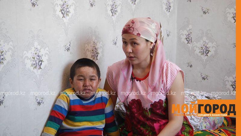 Новости Уральск - Двое детей в ЗКО страдают страшной неизлечимой болезнью (фото, видео)