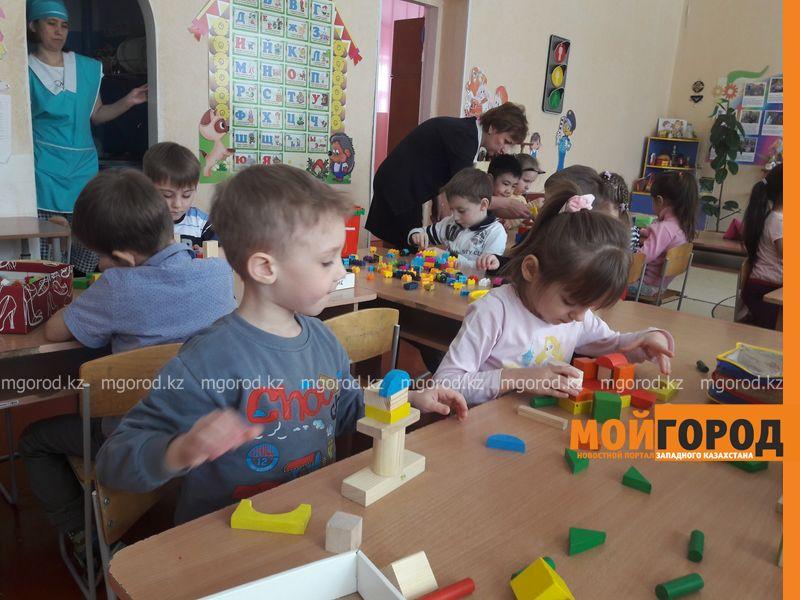 Новости Уральск - В Уральске на капремонт закрывают детсад «Солнышко»