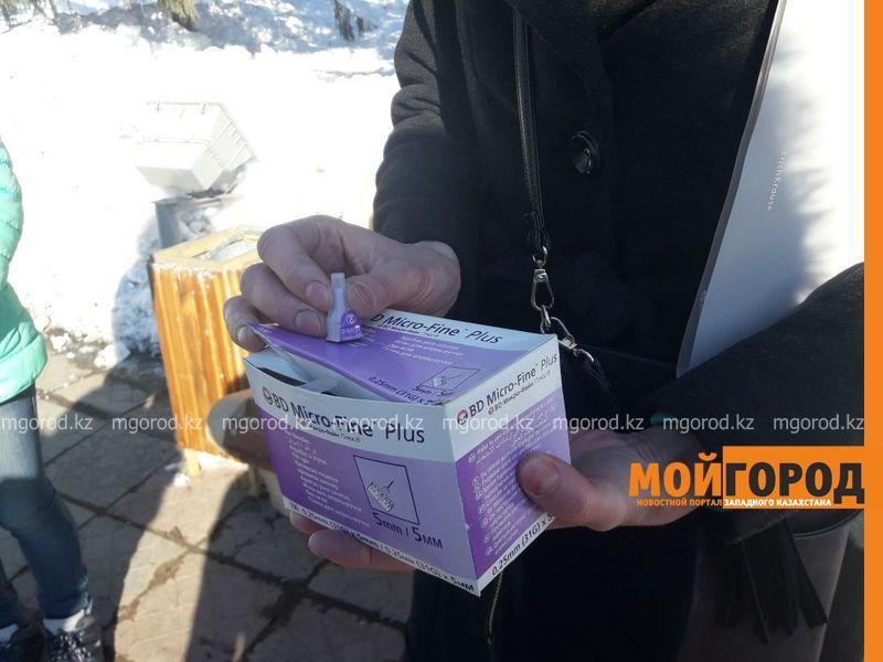 Новости Уральск - Четыре месяца детям с сахарным диабетом не выдают инсулин в ЗКО (фото, видео)