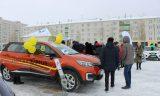 Компания «Урал-Кров-Авто Плюс» отметила Наурыз вместе с горожанами