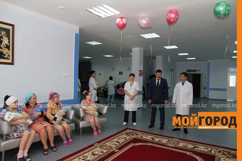 Новости Уральск - 717 детей родились в Уральске в 2018 году