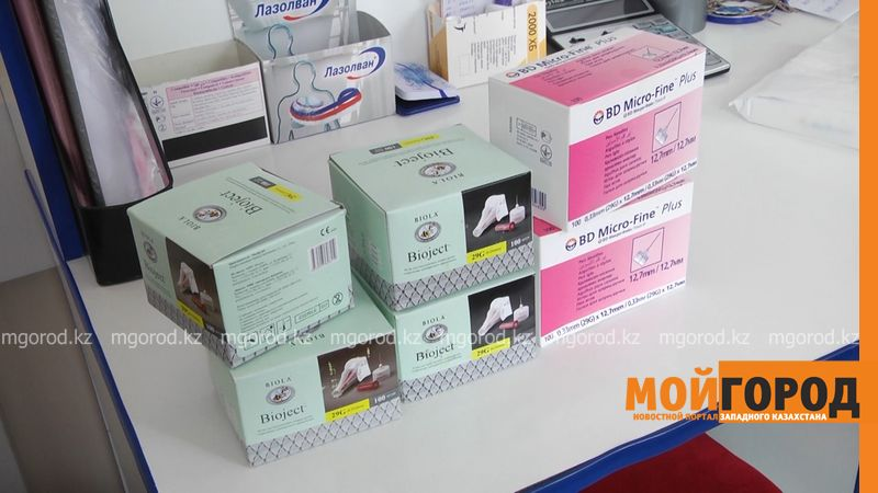 Новости Уральск - В облздраве ЗКО показали запасы инсулина для детей-диабетиков
