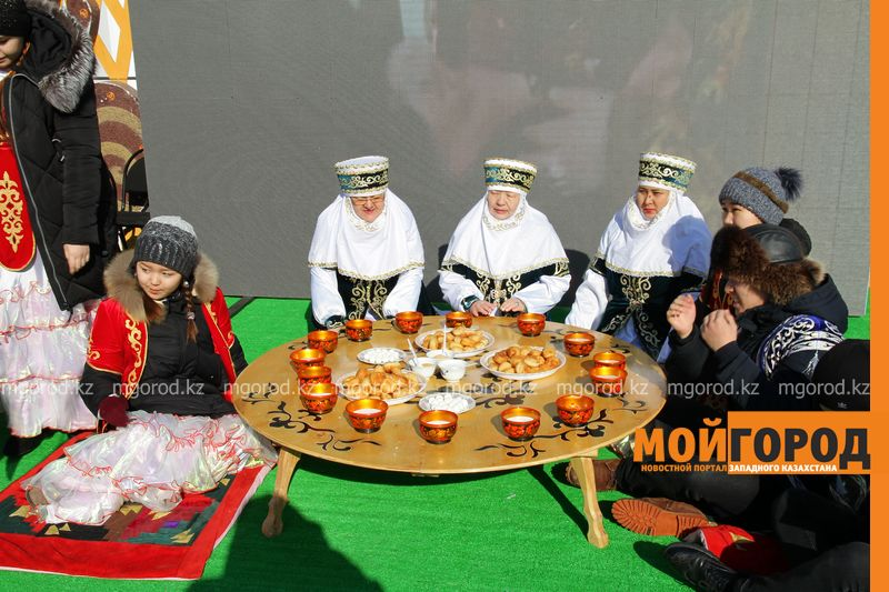 Новости Уральск - В Уральске отметили Көрісу айт