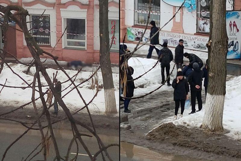 В ЖКХ Уральска прокомментировали смерть мужчины от глыбы льда