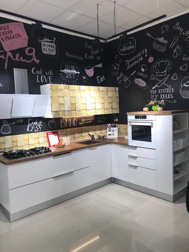 Новости Атырау - Кухни от студии «Мария»: Во власти качества