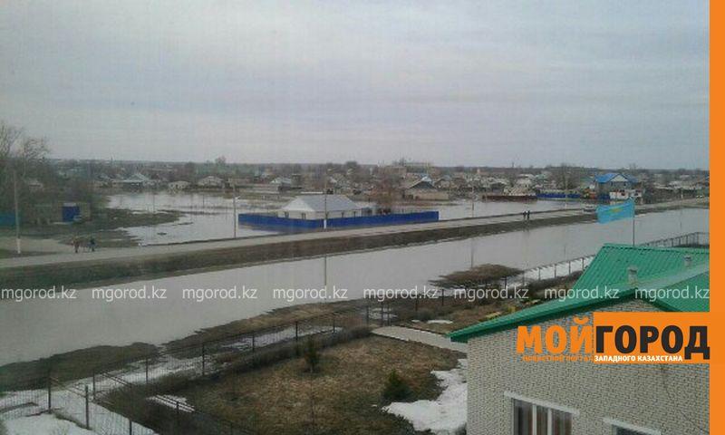 В каких регионах Казахстана ожидаются паводки