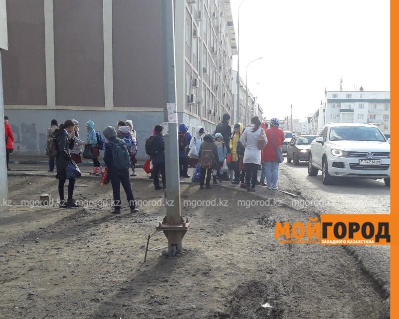 Новости Атырау - В Атырау 20 дополнительных автобусов вышли