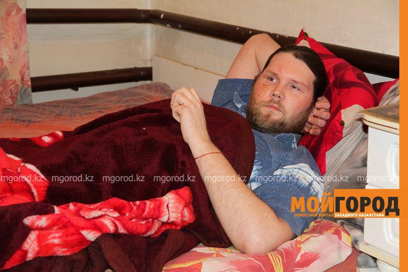 В Уральске парня сбил тепловоз