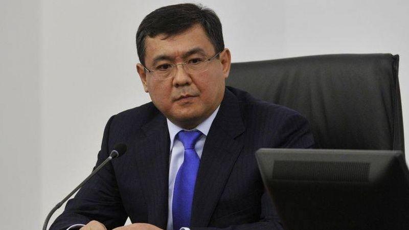 Новости - Задержан вице-министр энергетики Садибеков