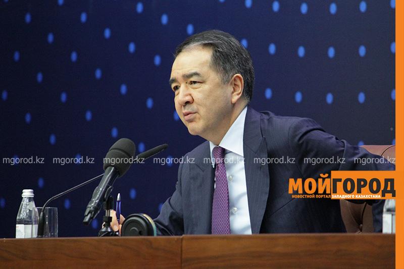 Новости - После ЧП в Кемерово премьер-министр Бакытжан Сагинтаев поручил проверить все ТРЦ в Казахстане