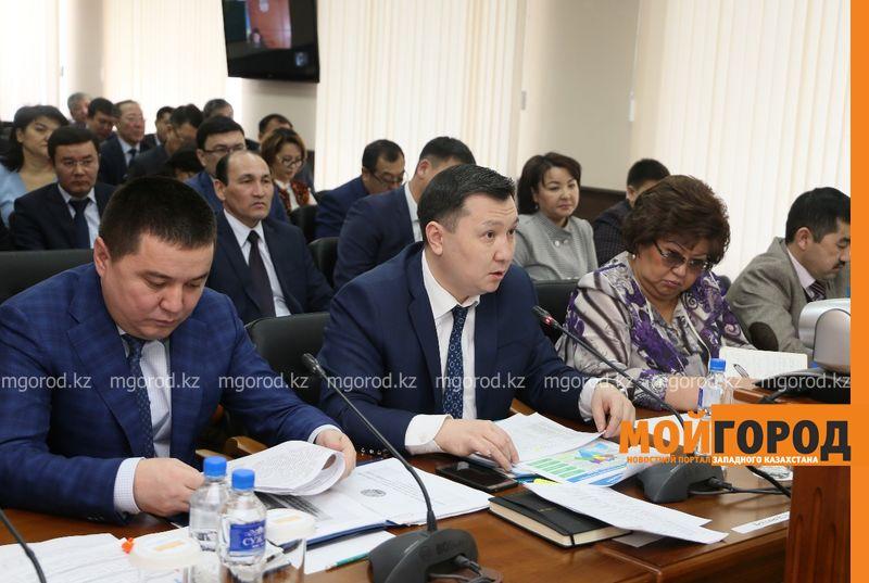 Новости Актобе - Бердыбек Сапарбаев пристыдил районных акимов