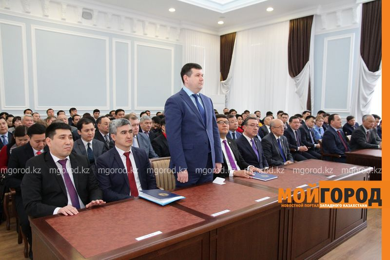Новости Уральск - Ротация кадров произошла в акимате ЗКО
