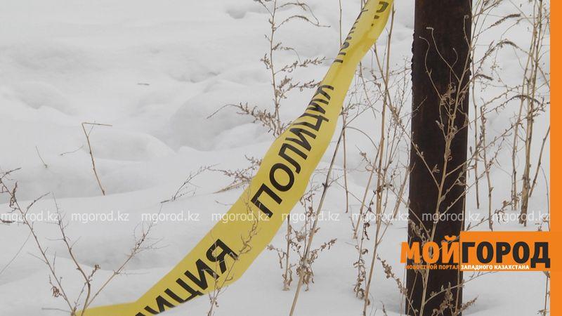 Новости Уральск - Полицейские задержали подозреваемого в убийстве женщины в Уральске