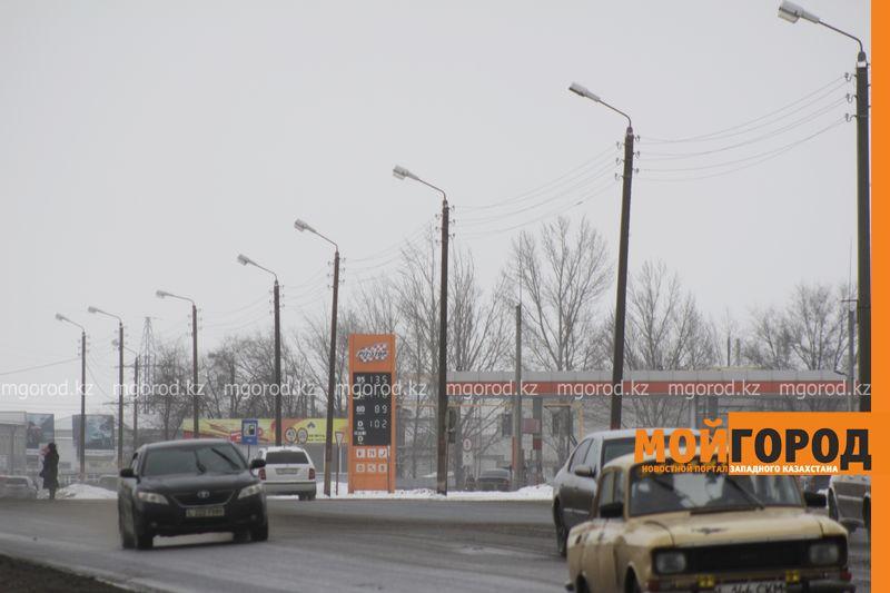 Новости Атырау - Жители пригорода Атырау пожаловались на неосвещенные улицы