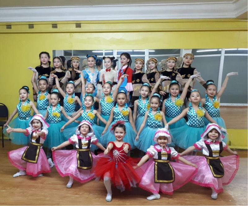 Новости Атырау - Три Гран-при завоевал танцевальный коллектив из Атырау на международном фестивале в Астане