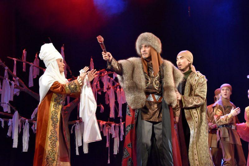 """В Атырау поставят этнофольклорный мюзикл """"Кыз Жибек"""""""