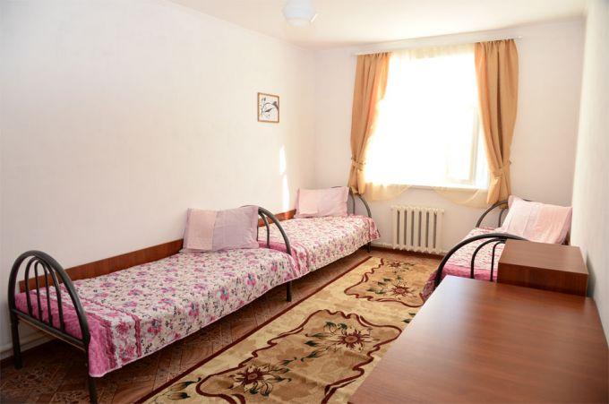 Новости Атырау - В Атырау готовятся проекты 8 студенческих общежитий