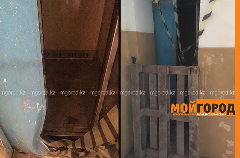 Новости Актобе - В Актобе отключают лифты, в которых найдены нарушения