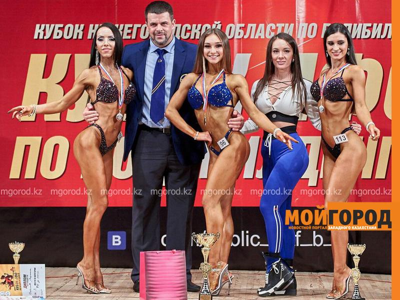 Новости Уральск - Уральские бодибилдеры заняли призовые места на Кубке Казахстана