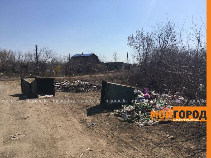 Новости Уральск - Уральские дачники просят помочь с вывозом мусора