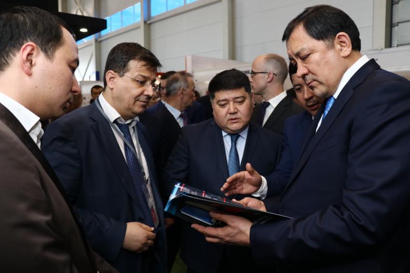 Новости Атырау - В Атырау стартовала 17 Северо-Каспийская региональная выставка Global Oil&Gas Atyrau-2018