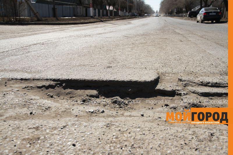 Новости Уральск - На 28 миллиардов тенге отремонтируют дороги в ЗКО