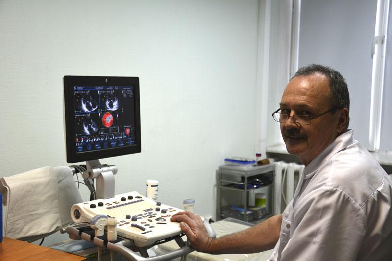 Новости Уральск - Самарский диагностический центр проводит высокотехнологичное исследование сердца