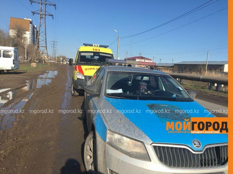 Несовершеннолетний житель Атырауской области угнал автомобиль