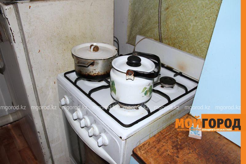 В Уральске девушка пыталась отравиться газом