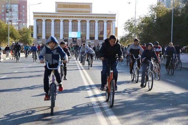 Новости Атырау - Винокуров, Сапиев и Ильин примут участие в благотворительном велопробеге в Атырау