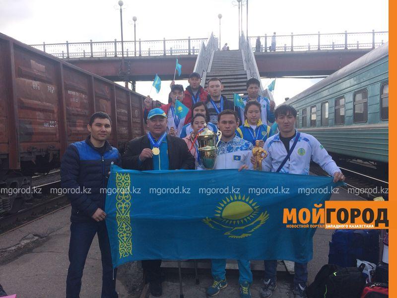 Новости Уральск - 4 золотых медали на чемпионате Азии завоевали паралимпийцы из ЗКО
