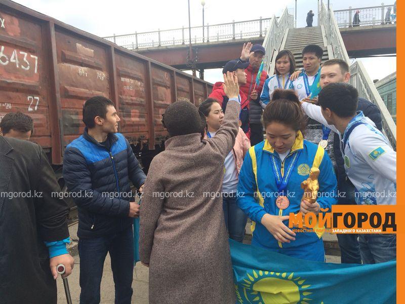 4 золотых медали на чемпионате Азии завоевали паралимпийцы из ЗКО