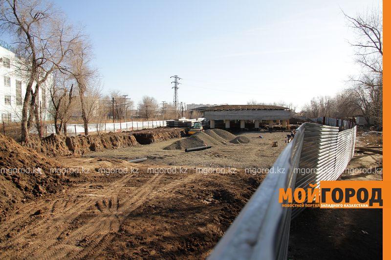 Новости Уральск - Из-за вибраций при строительстве деповского моста рушится двухэтажка в Уральске