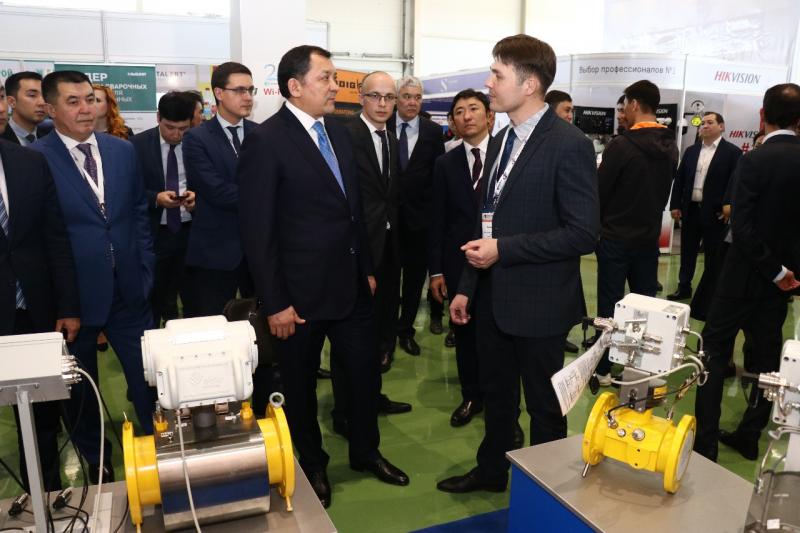 В Атырау стартовала 17 Северо-Каспийская региональная выставка Global Oil&Gas Atyrau-2018