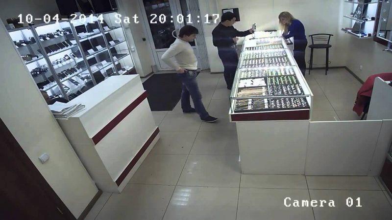 Новости Атырау - В Атырау мужчина украл золото из ломбарда