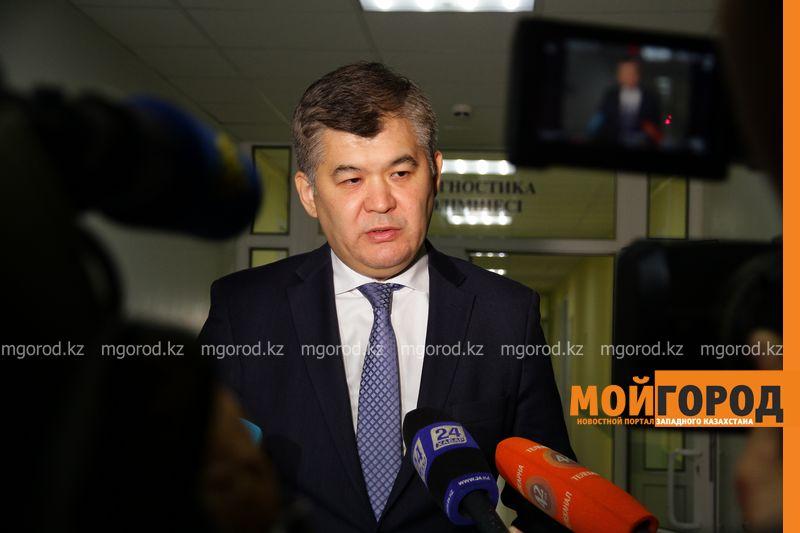 Новости Уральск - Министр здравоохранения РК проверил, как работает экстренная медпомощь в ЗКО