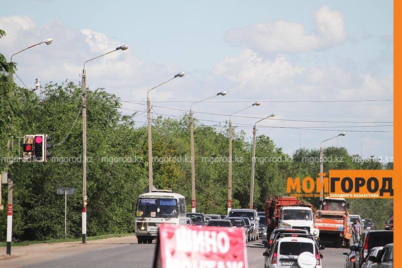 Новости Уральск - Энергосберегающее освещение появится на 133 улицах Уральска