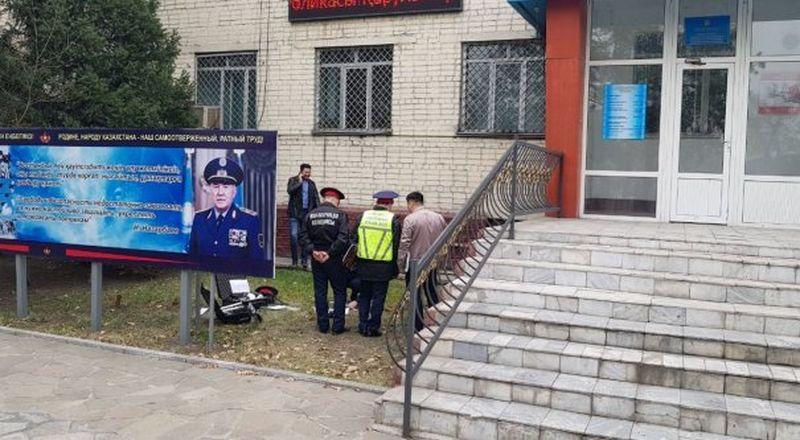 Новости - Убийство в военкомате Талдыкоргана: арестован подполковник