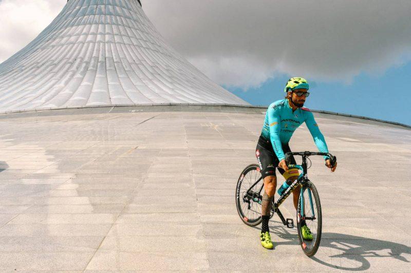 Итальянский эстремал не сможет принять участие в велопробеге в Атырау (видео)