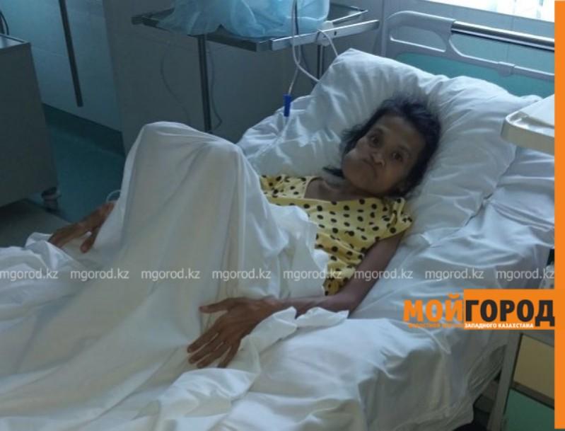 Новости Атырау - Страдающая анорексией женщина вернулась в Атырау из-за отсутствия денег (видео)