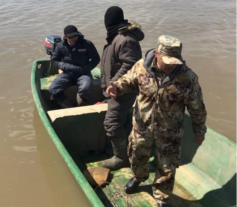 Новости Атырау - 3,5 миллиона тенге штрафов наложено на браконьеров за 25 дней