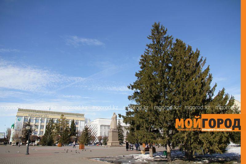 Новости Актау - Погода на 14 апреля