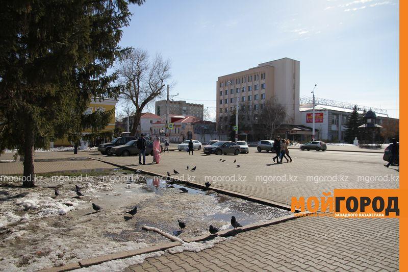 Новости Актау - Погода на 12 апреля