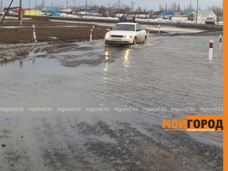 Новости Уральск - В ЗКО объявлено штормовое предупреждение