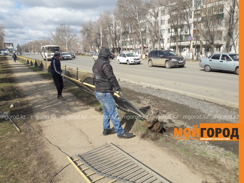 Новости Уральск - В Уральске новую дорожную развязку сделают до конца лета