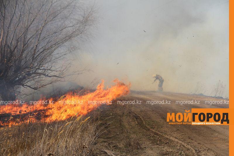 Новости Уральск - 211 пожаров произошло с начала года на территории ЗКО