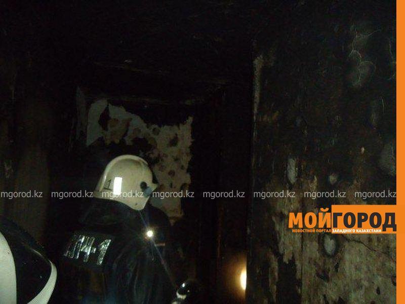 Новости Актобе - В сгоревшем доме нашли тела 3 человек в Актобе